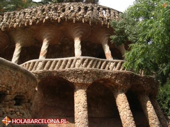 Gaudi Park Guell Barcelona