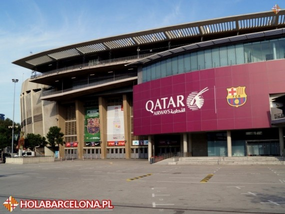 New Camp Nou Stadium