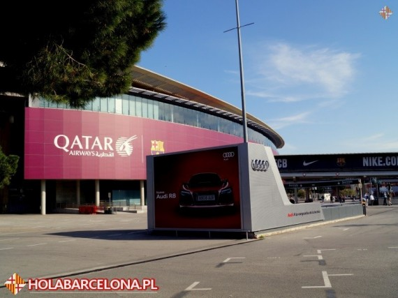 Nou Camp Tours