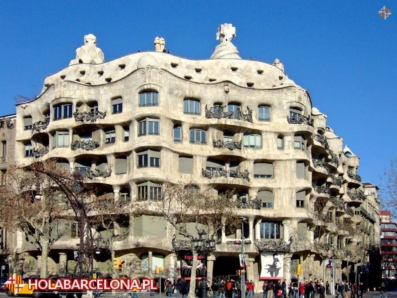 Casa mila barcelona gaudi la pedrera - La casa de las lamparas barcelona ...