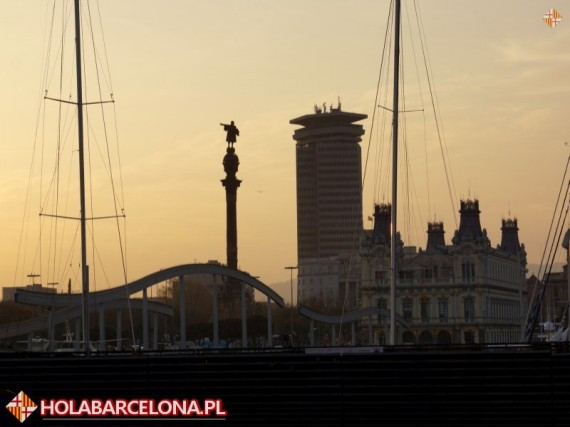 Kolumna Kolumba Barcelona
