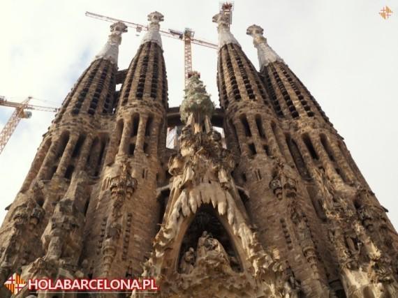 Sagrada Familia Wizualizacja