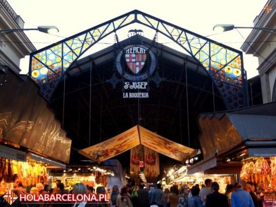 La Boqueria Barcelona Spain