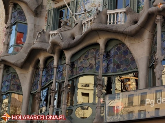 Barcelona La Casa Batllo