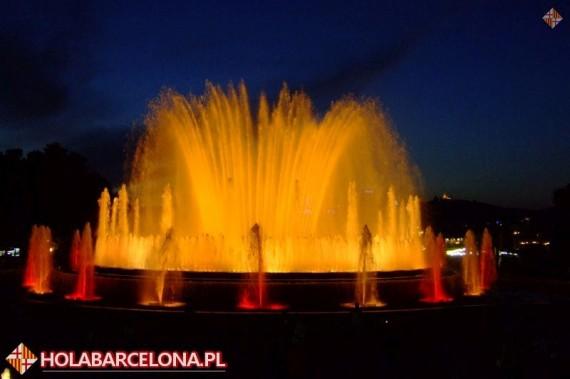 Barcelona Fontanny