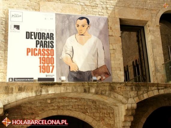 Muzeum Picasso Barcelona