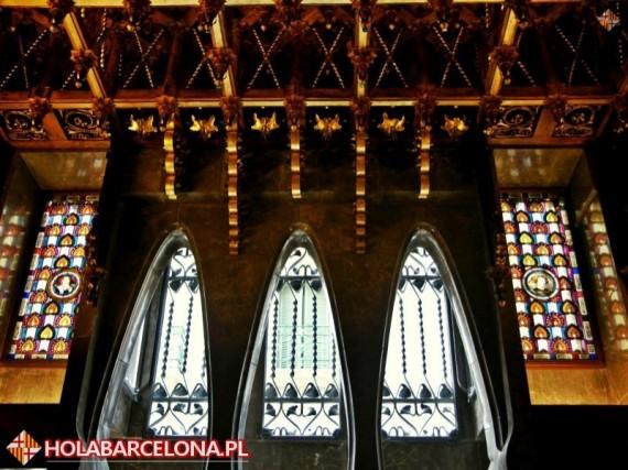 Palau Guell Gaudi