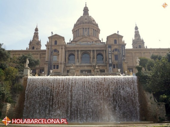 Palacio Nacional De Montjuic
