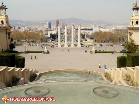 Palac Narodowy Barcelona