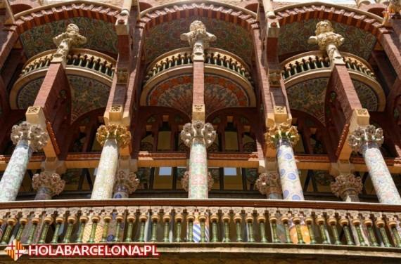 Palau De Musica Catalana Barcelona