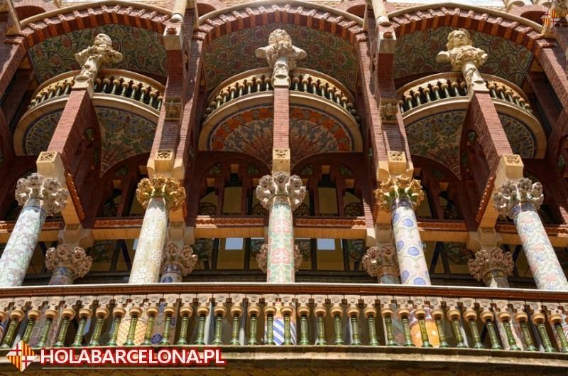 Pa ac muzyki katalo skiej barcelona - Casas de musica en barcelona ...