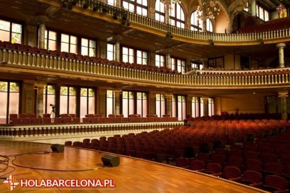 Palac Muzyki Katalonskiej