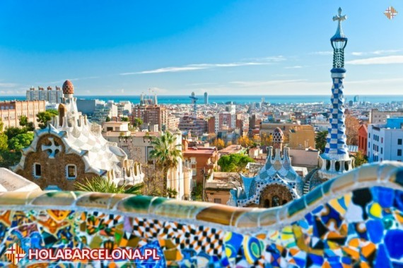Antoni Gaudi Park Guell