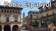 Poble Espanyol (Miasteczko Hiszpańskie)