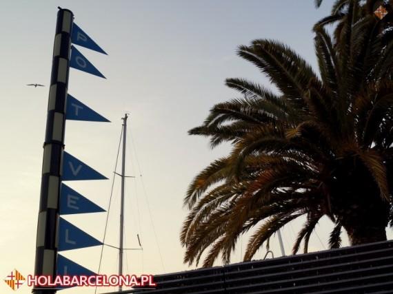 Port Vell In Barcelona