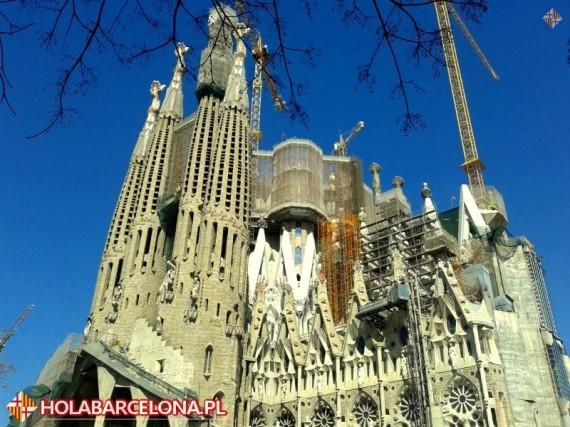 Kosciol La Sagrada Familia