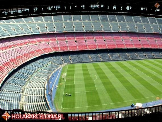 Camp Nou Zwiedzanie