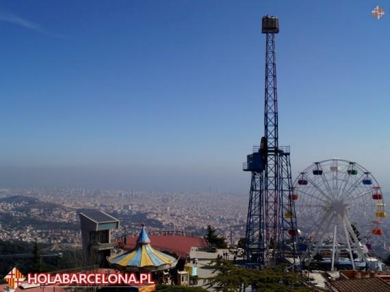 Tibidabo Barcelona Spain