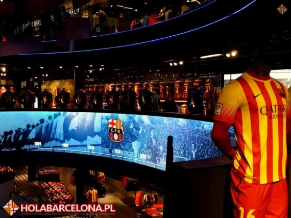 Camp Nou Pictures